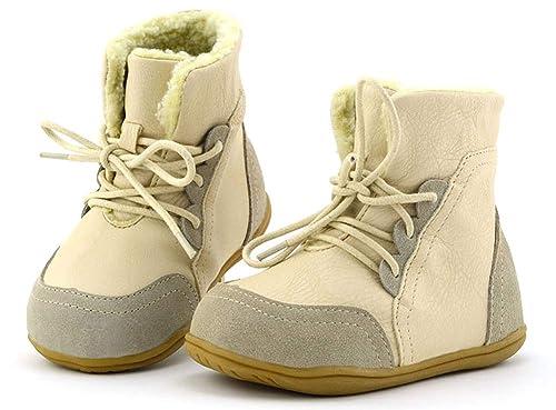 33 Bottines Fourrées Imperméable 22 Neige Lacets Bottes Cuir Chaussures Garçon Taille Eu De Fille EnfantHiver Chaudes Lq5jAc4R3