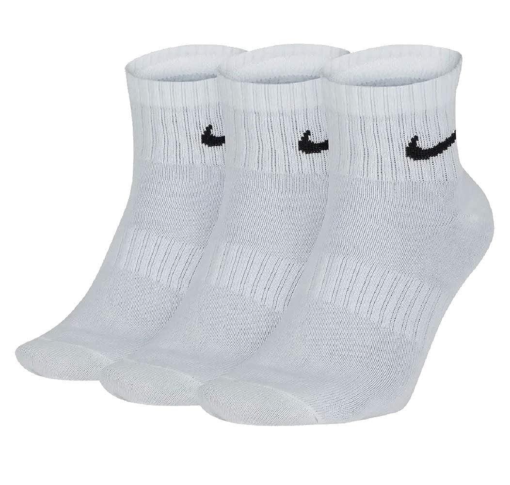Nike U Nk Everyday Ltwt Ankle 3pr - Socks Unisex adulto: Amazon.es: Ropa y accesorios