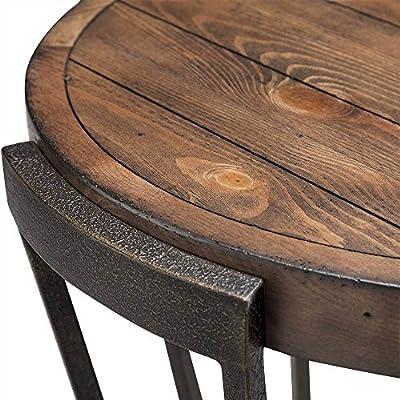 Magnussen Yukon Round Coffee Table