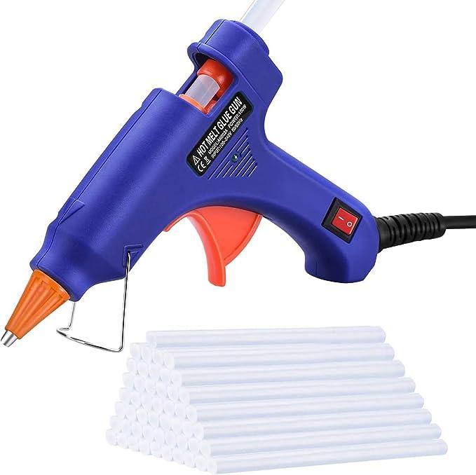 Cablor Mini Hot Glue Gun - Best for DIY Projects