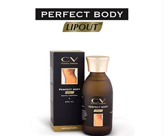 CV Primary Essence Perfect Body Lipout aceite corporal anti-celulitis 100% natural 150 ml: Amazon.es: Belleza