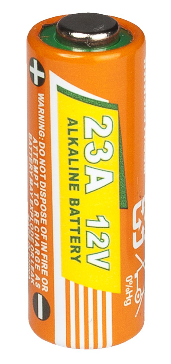 Alkaline A23 12V Replacement Battery for Wireless Doorbell