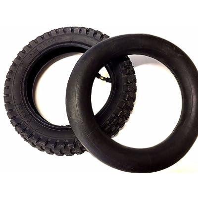 WhatApart 12-1/2 x 2.75 (12.5 x 2.75) Tire & Inner Tube w/Bent Valve stem : Sports & Outdoors