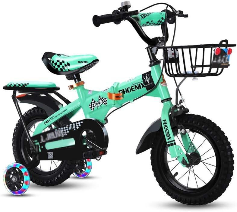 FINLR-Bicicletas infantiles Bicicletas Plegables Pedal For Niños ...