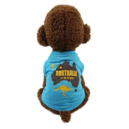 6221be65a Image Unavailable. Image not available for. Color: Hot Sale Fashion New Pet  Clothes Cute Lovely Cute Chubby Pet Dog Cat T-shirt