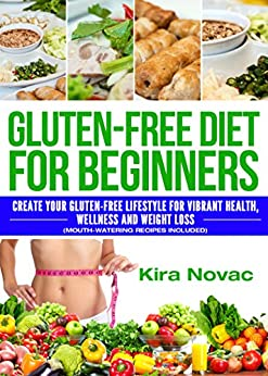 Gluten Free Beginners Lifestyle Gluten Free ebook product image