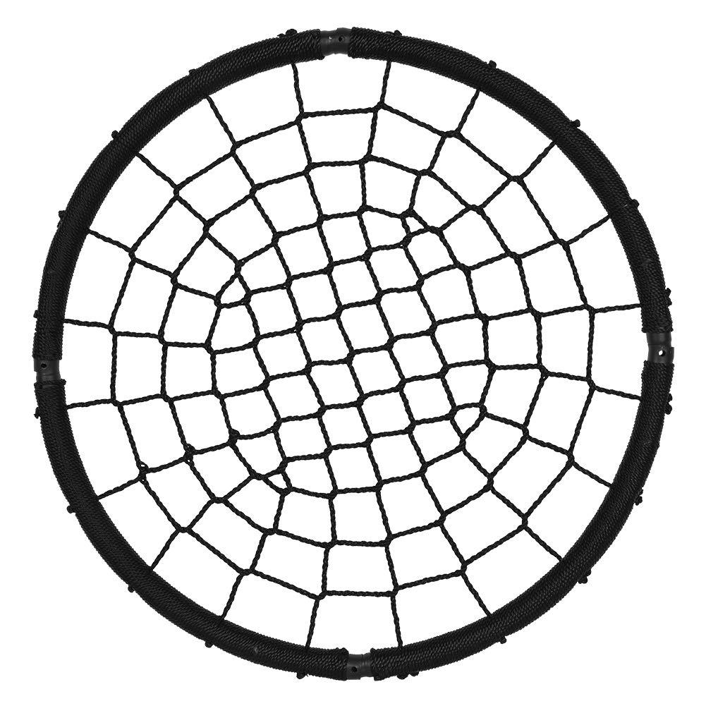 100 cm de Di/ámetro Capacidad de Carga 200 kg Dise/ño de Desmontaje Zerone Columpio Nido Asiento de Columpio para Ni/ños y Adultos