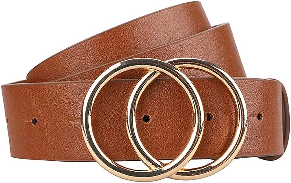Richboo Women O-Ring-Belt...