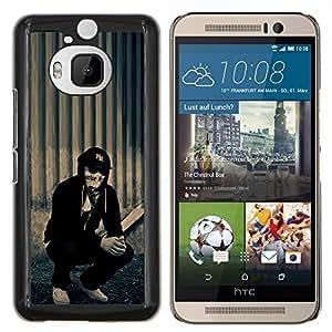 Caucho caso de Shell duro de la cubierta de accesorios de protección BY RAYDREAMMM - HTC One M9Plus M9+ M9 Plus - Naturaleza Hermosa Forrest Verde 16