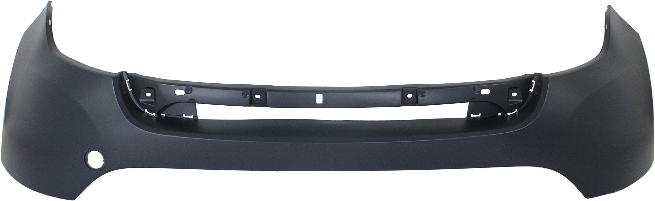 Front Bumper Cover Compatible with 2011-2015 Ford Explorer/Police Interceptor Utility 2013-2014 Upper Primed