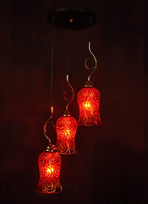 Gojeeva Decorative Chandelier at amazon