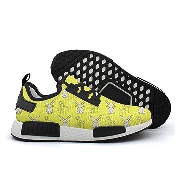 Easter Rabbits Bunnies Men Sport Sneakers Running Shoes