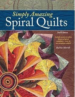 Magnificent Spiral Mandala Quilts: Ranae Merrill: 0074962011091 ... : mandala quilts - Adamdwight.com