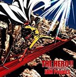 Jam Project - One Punch Man (Anime) Intro Main Theme Song: The Hero!! Ikareru Kobushi Ni Hi Wo Tsukero (Anime Edition) [Japan CD] LACM-14406 by Jam Project (2015-10-21)