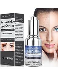 Eye Serum,Anti Wrinkle Eye Serum,Eye Treatment,Anti-Aging Serum for Face and Eye Treatment - Reduces Wrinkles, Bags, Saggy Skin & Puffy Eyes