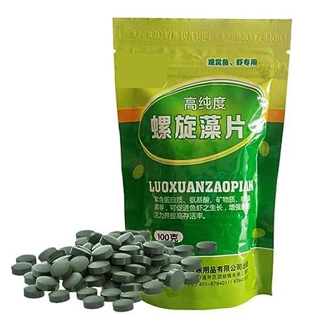 Xiyao pastillas de spiruline comida Riches en albúmina ...
