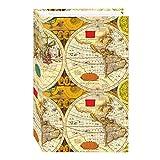 world photo album - 3-Ring Photo Album 504 Pockets Hold 4x6 Photos, Ancient World Map Design