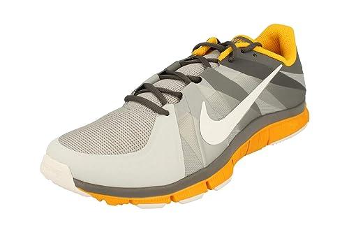 huge discount a911e 607dd Nike Free Trainer 522351 Zapatillas Deportivas para Hombre, 5,0 TB, Wolf  Grey