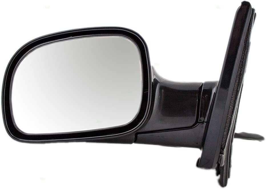 DODGE CARAVAN VOYAGER CHRYSLER TOWN AND COUNTRY LH MIRROR 01 02 03 04 05 06 07