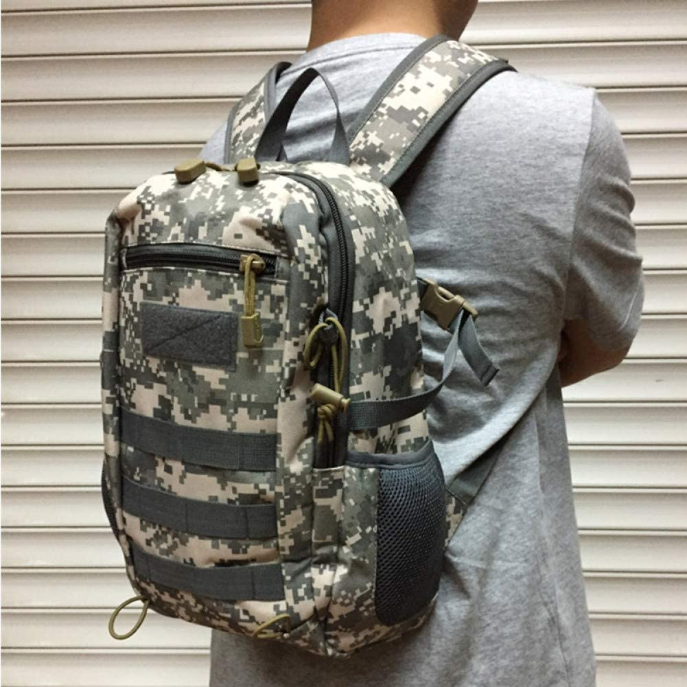HUYANNABAO Military Tactical Backpack for Men Women Outdoor Camouflage Sports Bag Camping Hiking Waterproof Bags