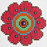Diamond Dotz Beginner Kit Flower Power - Diamond Embroidery Painting by Numbers