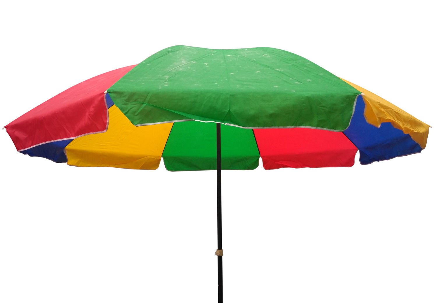 Lord\'s Multi Color Garden Umbrella 8 Ft Dia Heavy Duty With Thick ...