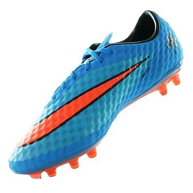 meet 6dd89 d1ebc Nike Men s Hypervenom Phantom FG (Blue) ...