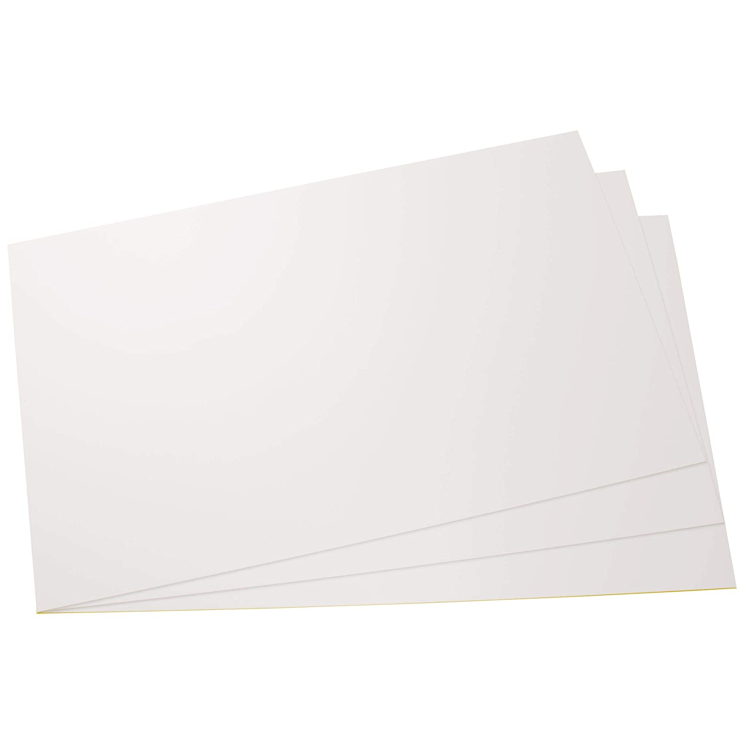 different sizes and quantities strong ps panels Plastic panels plastic sheet hard buy 5 pieces thickness: 1//12 for model making//handikraft work white 11,6 x 7,8 x 1//13