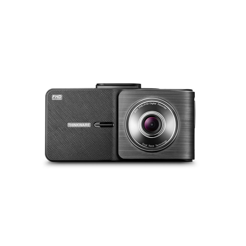 THINKWARE TW-X550D Dash Cam Bundle with Rear Cam by Thinkware
