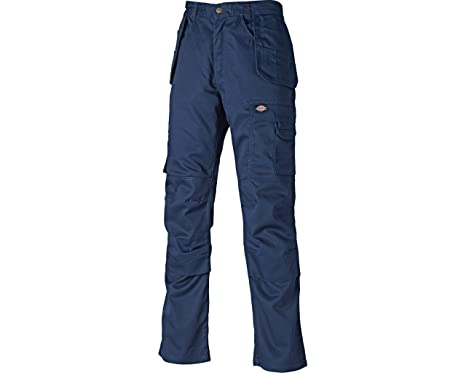 7cb416adee6ad2 Cargo Combat Trousers Mens Cargo Trousers Black/Navy Cheap (30L, Navy Blue)