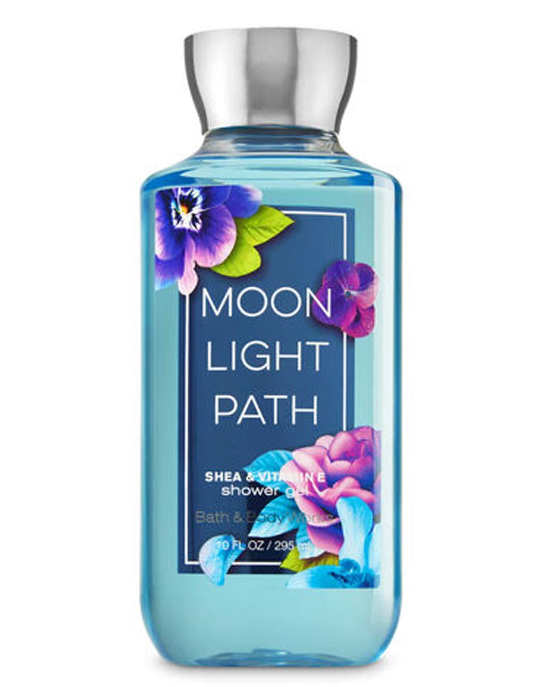 Bath & Body Works Moonlight Path Shower Gel For Women, 295