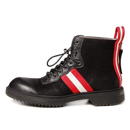 lowest price f2ebc 986db Amazon.com : Hy Mens Running Shoes, Fall/Winter Thick Bottom ...