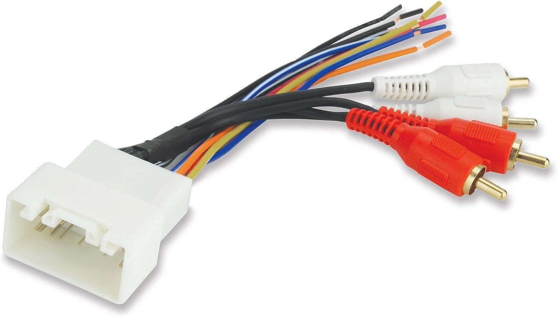 [DIAGRAM_34OR]  Amazon.com: SCOSCHE TA03HB 1999-04 Select Toyota Premium Sound Harness;  Non-JBL: Car Electronics | Scosche Wiring Harness 1999 Toyota |  | Amazon.com