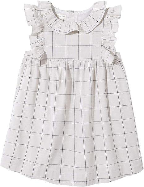 Gocco Baby-M/ädchen Vestido Bordado Kleid