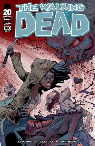 Walking Dead #100 Ryan Ottley Cover G First Appearance of Negan