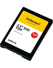Intenso interne SSD-Festplatte 256GB Top Performance
