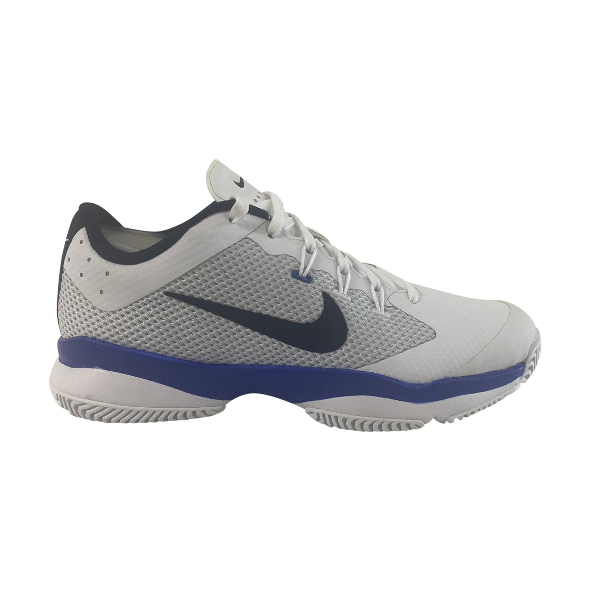 NIKE Women's Air Zoom Ultra Tennis Shoes B01N4GOW46 6 B(M) US|White/Binary Blue-mega Blue