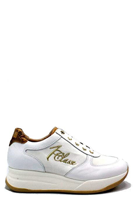 Scarpe Bianco Beige e it 40 Amazon 1 07390030 3540 borse CLASSE wx8Pt