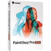 Corel CA Paintshop Pro 2019 - Photo Editing and Graphic Design Suite for PC