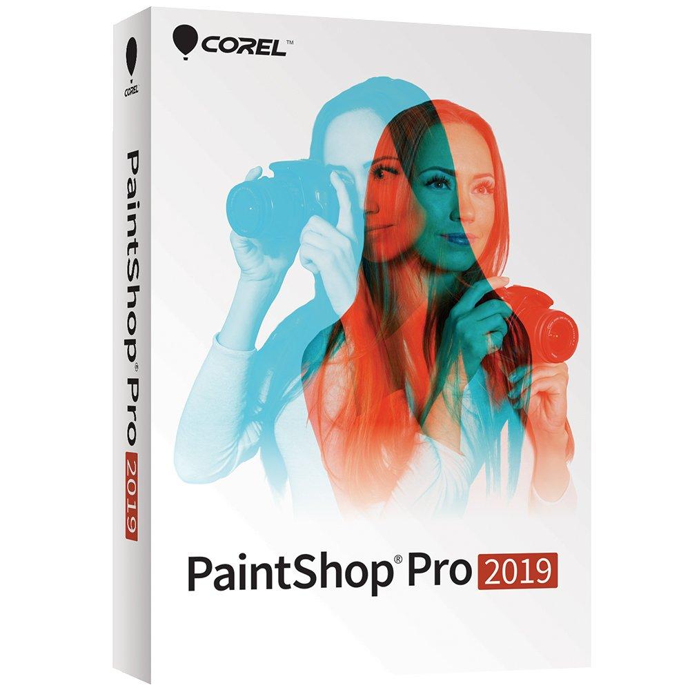 Paintshop Pro 2019 - Photo Editing [PC Disc] [Old Version] by Corel
