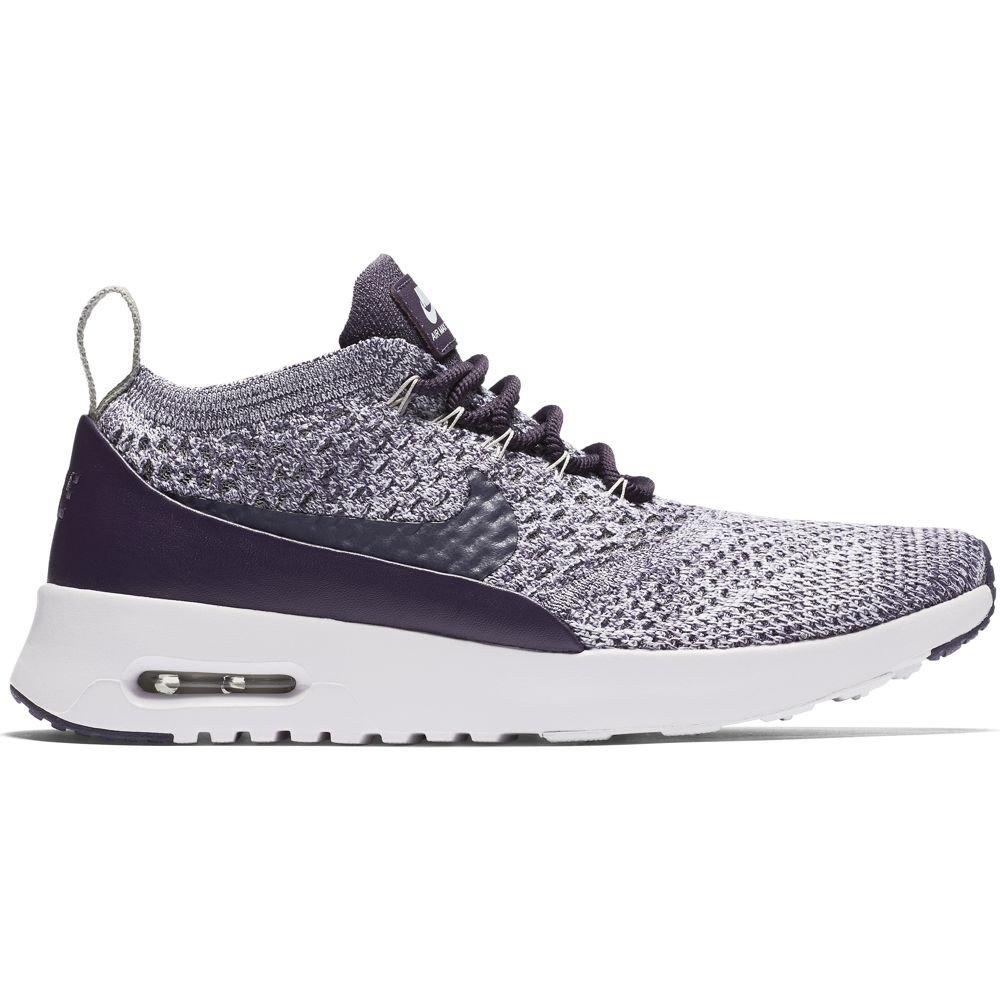 Nike Air Max Thea Ultra Fk Womens Running Trainers 881175 Sneakers Shoes (UK 6 US 8.5 EU 40, Dark Raisin White 500)