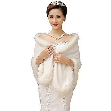fa453367d1f6c DRASAWEE(JP)花嫁 ウェディング ストール ショール 結婚式 パーティー 二次会 おしゃれ アクセサリー 冬