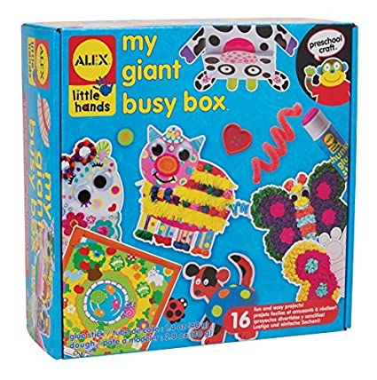 giant busy box