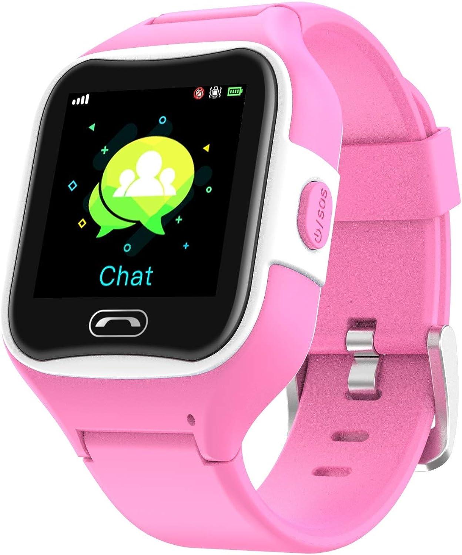 Reloj teléfono y localizador GPS para niños V2