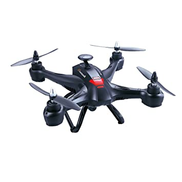PowerLead Pqad D016 X181 2MP Remote Control Plane Unmanned Aerial Vehicle Four Axis Aircraft Toys