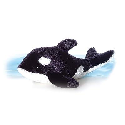 """Aurora - Mini Flopsie - 8"""" Orca: Toys & Games"""