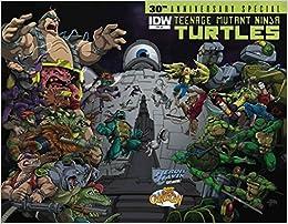 Teenage Mutant Ninja Turtles 30th Anniversary Special ...
