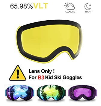 15936a1df844 Kid Ski Goggles