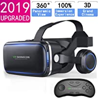 Amazon Best Sellers: Best Cell Phone VR Headsets