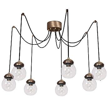 Grandes lámpara colgante (Profundidad hasta: 2,5 m, Modern ...